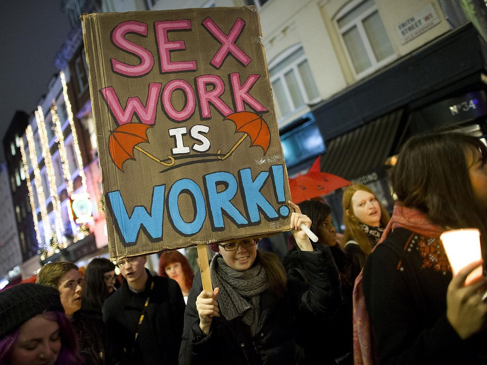 Sex work in the UK and the stigma surrounding it