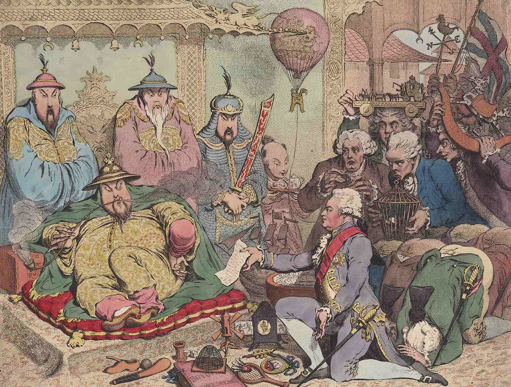 The Opium Wars and the Humiliation of China