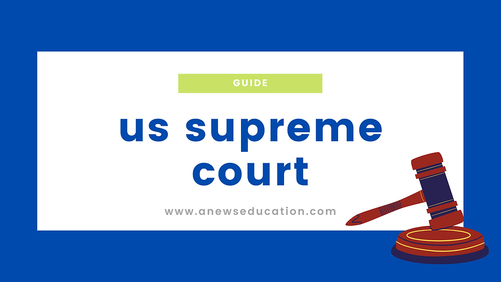 Guide: Supreme Court of the United States