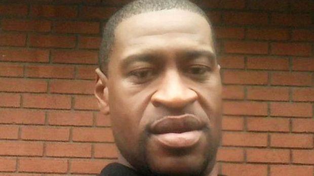 Police killing of George Floyd