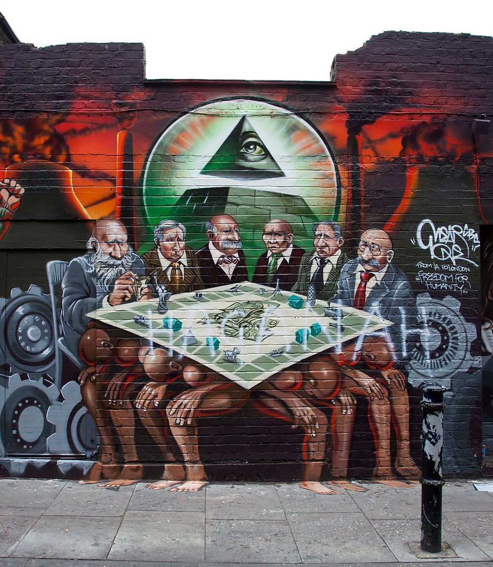 Jeremy Corbyn defends mural claimed to be offensive and antisemitic
