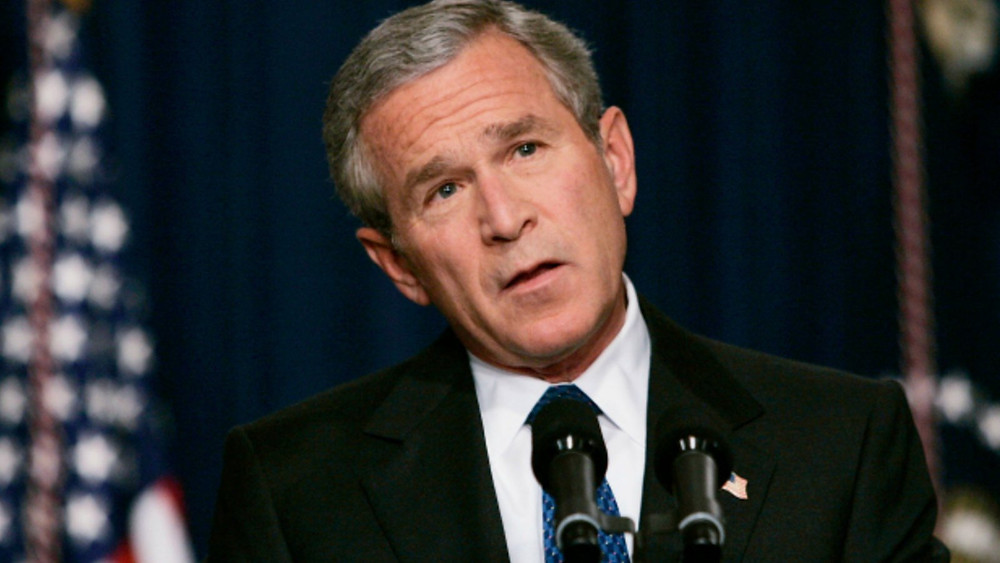 President Bush and the war on terror post 9/11
