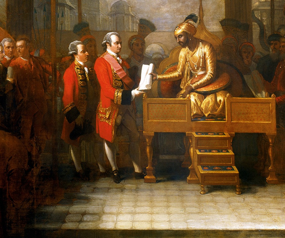 The East India Company and its role in the struggle for Indian Independence from the British Crown