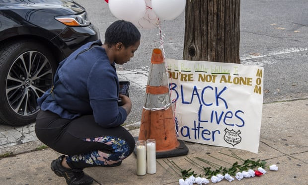 Police brutality and Black Lives Matter, the killing of Walter Wallace Jr