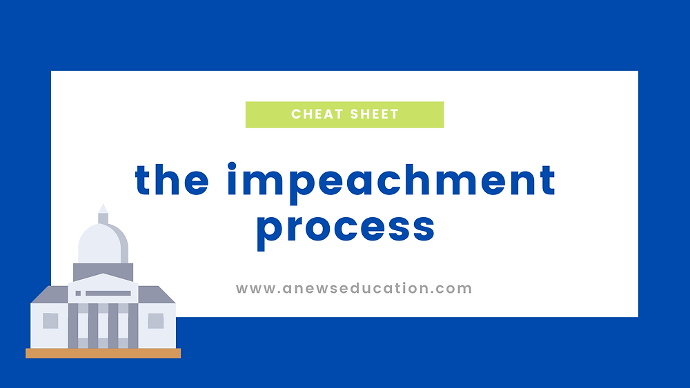 The impeachment process, simplified
