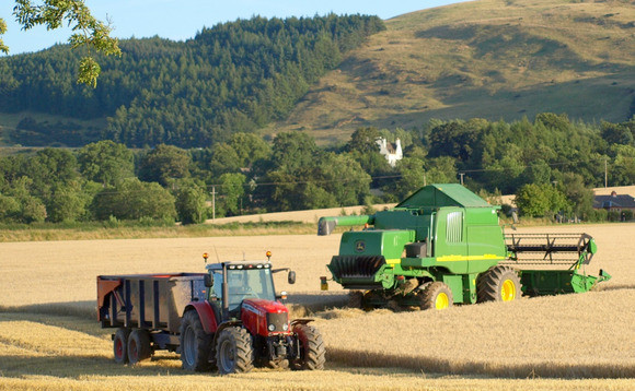 The impact of the climate crisis on UK agriculture