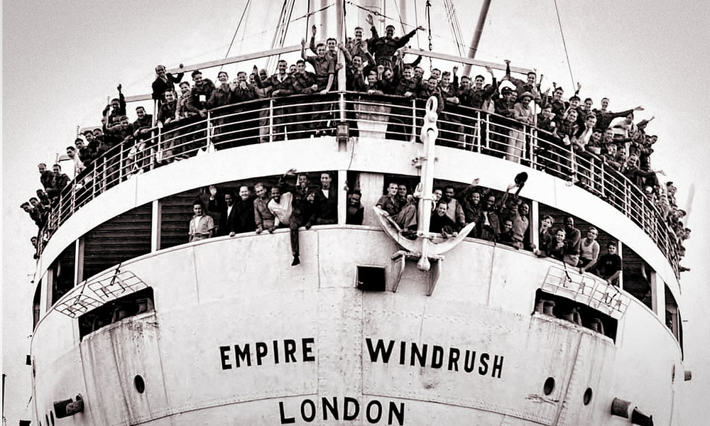 HMS Empire Windrush, immigration in the 20th century