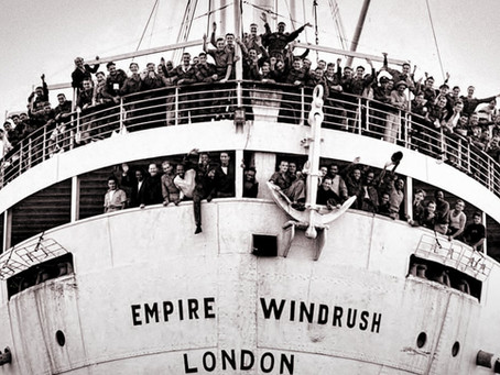 Immigration to the UK in the 20th Century