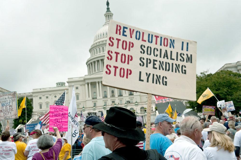 Anti-socialism in American politics