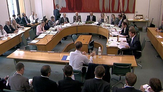 Select committee in the UK Parliament