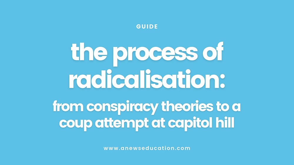 How Radicalisation Happens...from Conspiracy Theories and Fake News to a Coup Attempt