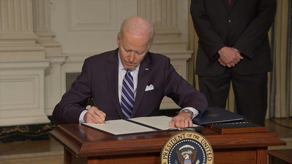 Joe Biden climate change policies