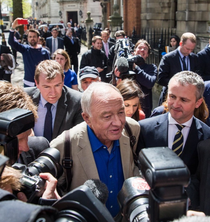 Ken Livingstone anti-Zionist remarks lead to suspension from the Labour Party