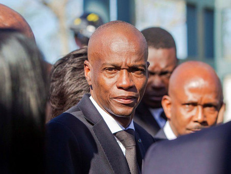 Assassination in Haiti: What's Going On?