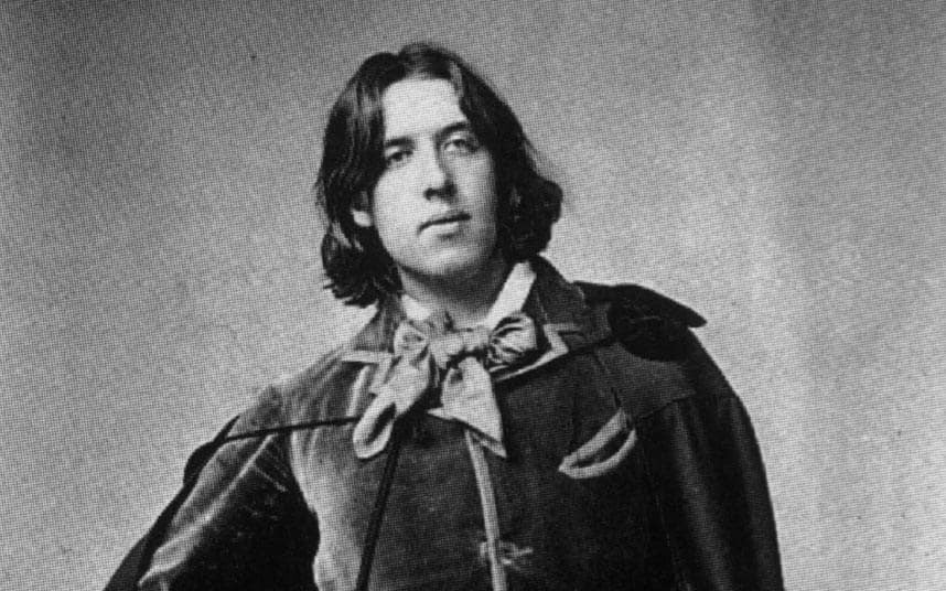 """Oscar Wilde, author of """"A Picture of Dorian Gray"""" and LGBTQ+ icon"""