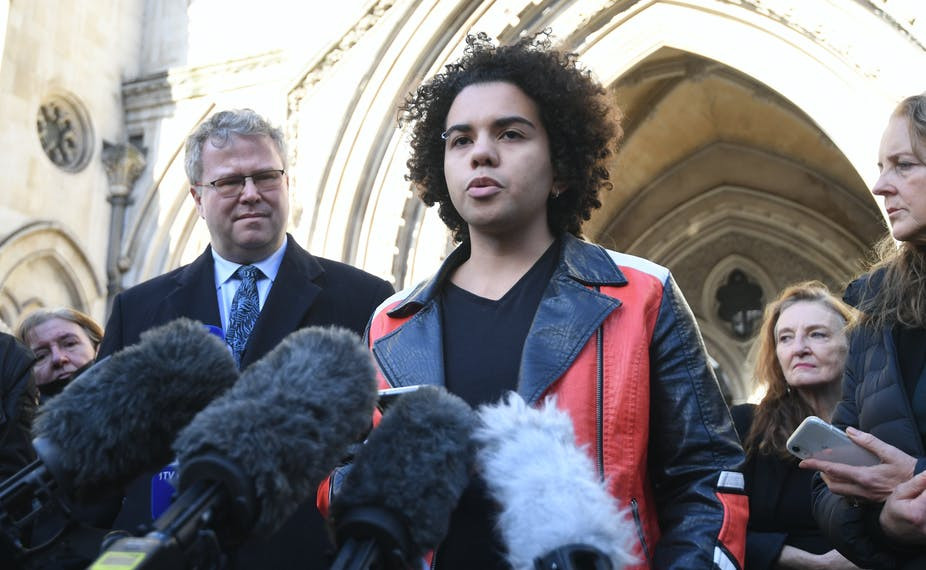 High Court Puberty Blockers Case Final Ruling with Keira Bell