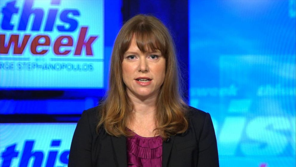 Kate Bedingfield, Joe Biden's communications director