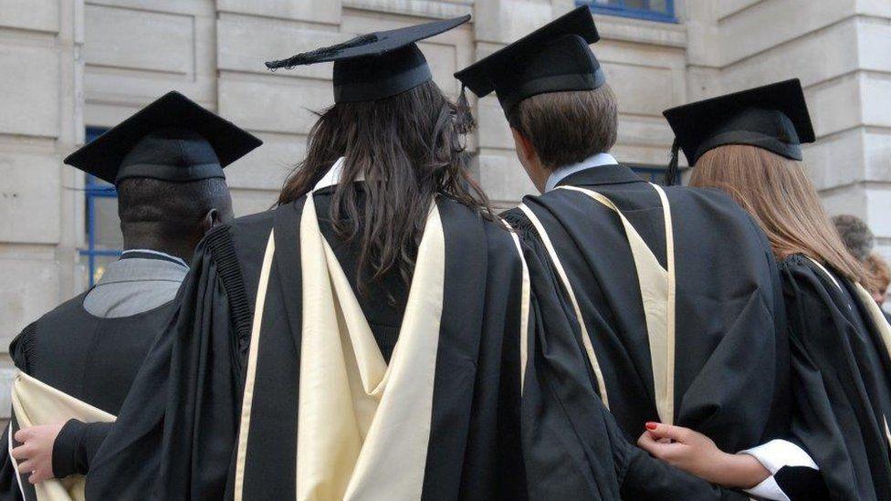 Institutional racism in UK universities
