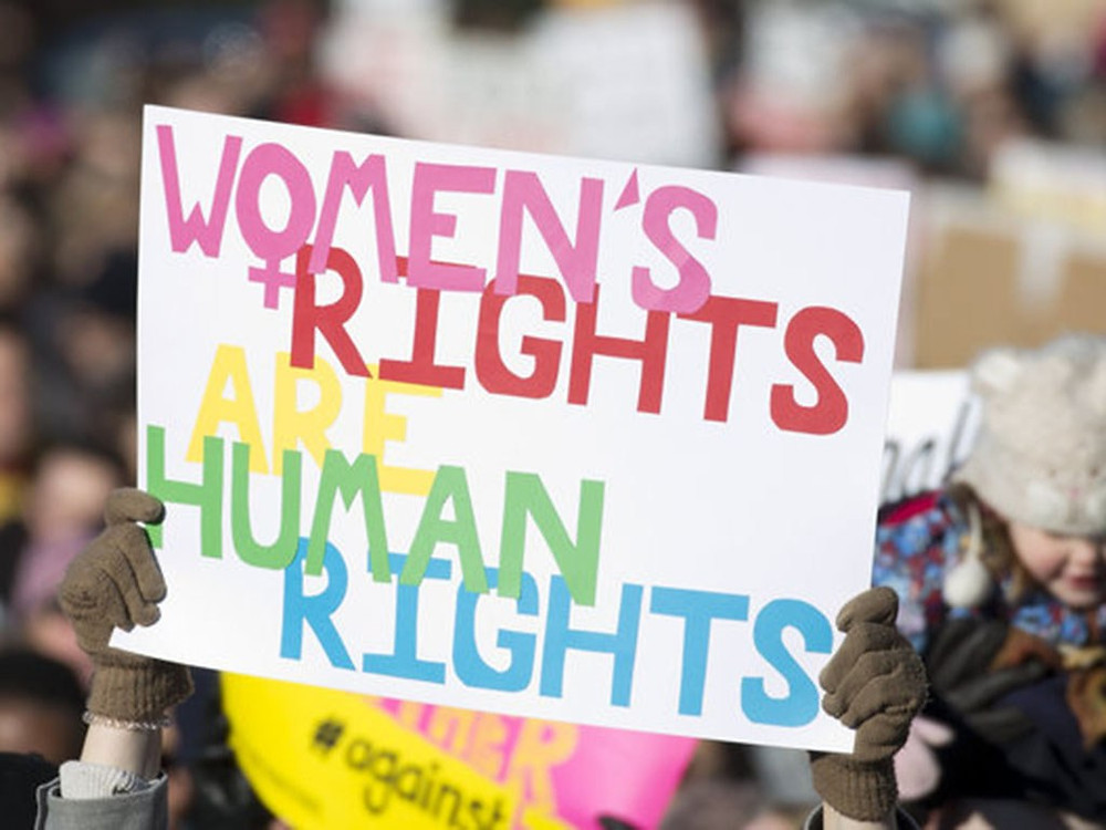 Legislation protecting women's rights in the UK