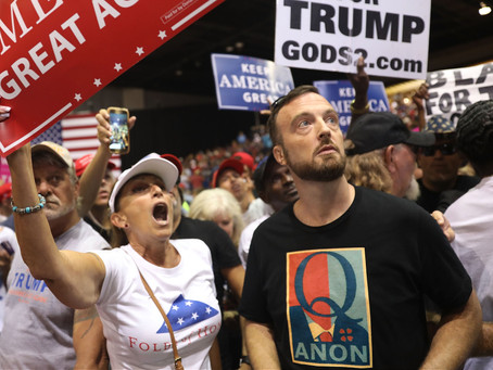 What is QAnon? Behind the Conspiracy Theory