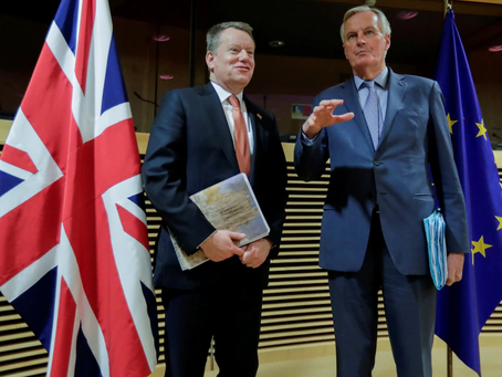 So, what's happening with Brexit?