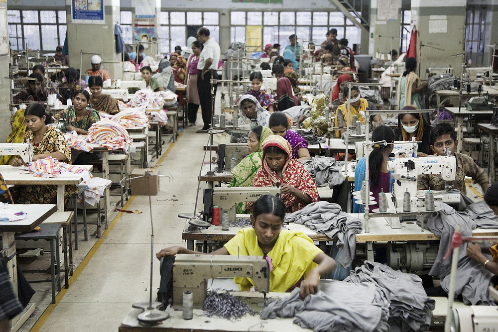 The environmental and ethical impact of fast fashion, and the global injustice