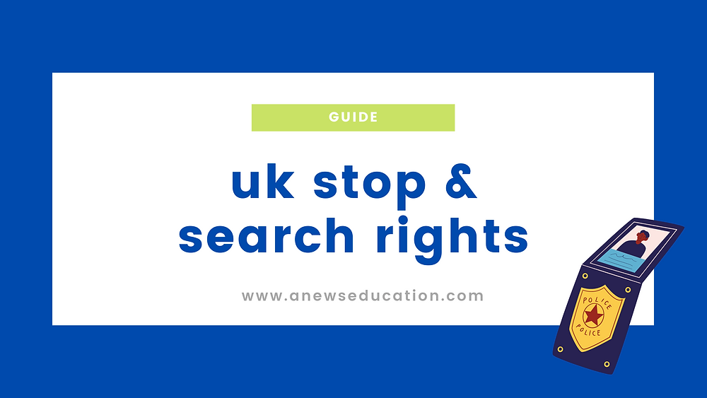 UK stop and search rights