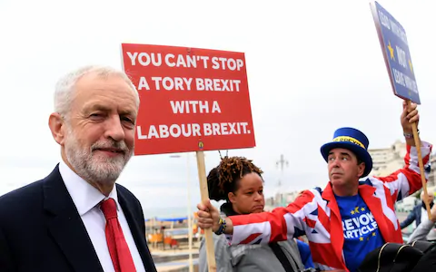 Jeremy Corbyn and Labour's perspectives on Brexit