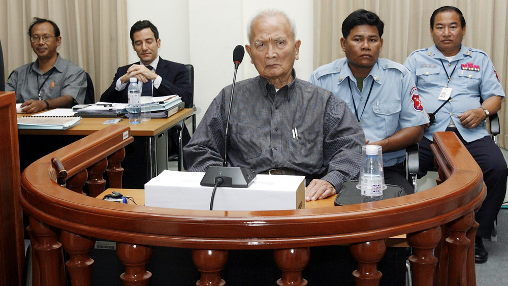 Nuon Chea on trial, Khmer Rouge regime