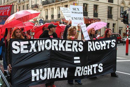 Stigmatization behind sex work