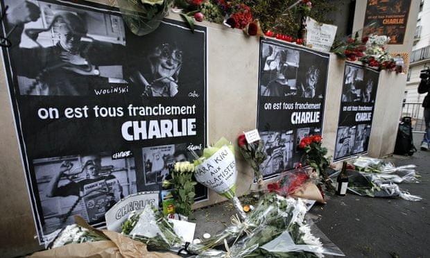 Charlie Hebdo terror attack freedom of speech