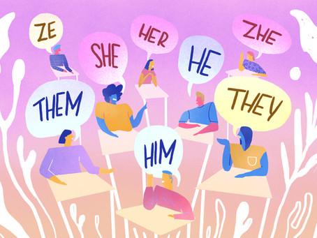 Gender Neutral Language: A Guide
