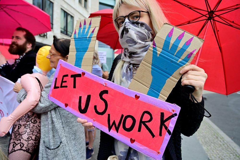 Sex work legislation in the UK