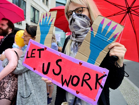 Sex Work in the UK: The Stigma and Struggle in the Pandemic