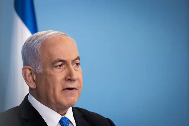 Israeli PM Netanyahu and the cyber attack in Iran