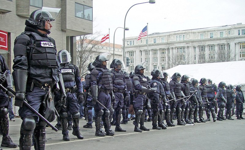 Police brutality and the blue wall of silence