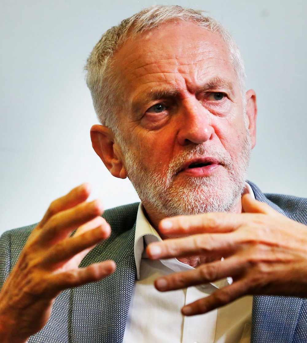 Jeremy Corbyn accused of making Anti-Zionist remarks