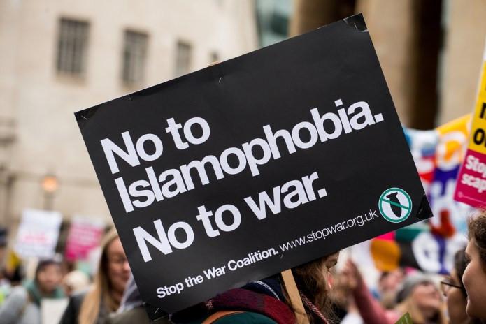 Islamophobia and the war on terror