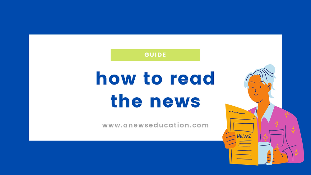 How to read the news