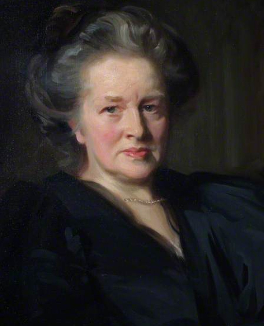 Elizabeth Garrett Anderson, the first woman doctor and the first woman mayor in England