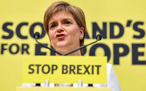 Nicola Sturgeon and SNP's perspectives on Brexit