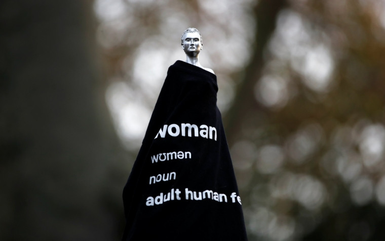 Mary Wollstonecraft Statue Controversy