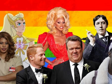 LGBTQ+ Representation in the Media