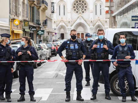 Terror again in France: Has the battle for free speech gone too far?