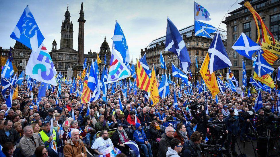 Scottish independence movement