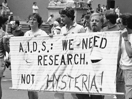 How HIV and AIDS Have Affected the UK's LGBTQ+ Community
