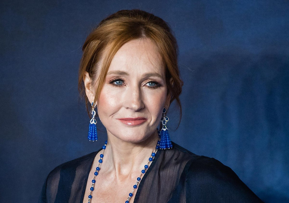 JK Rowling comes out as a TERF, Trans-Exclusionary Radical Feminist