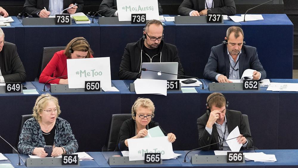 #MeToo at the European Parliament