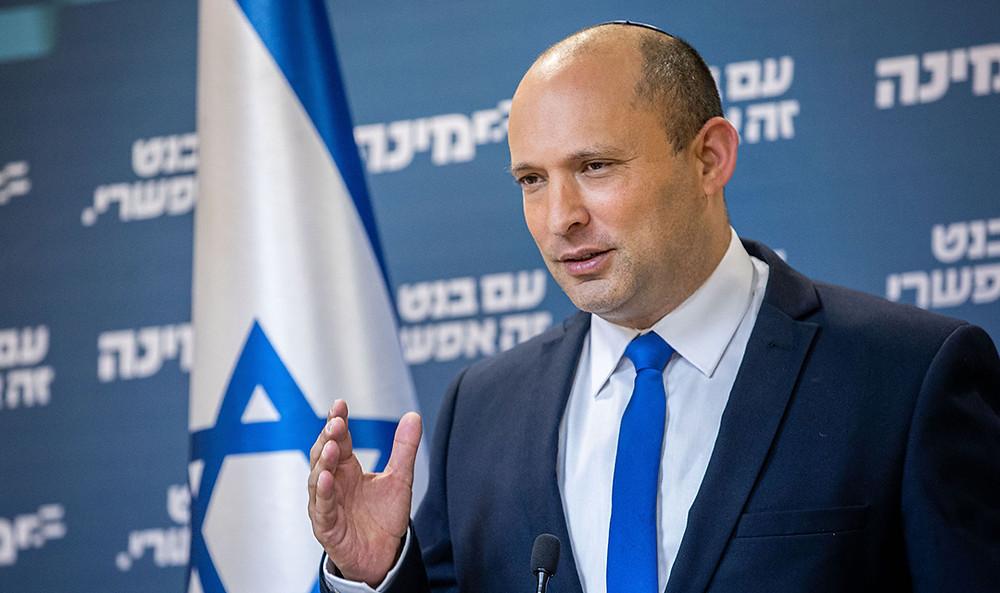 Naftali Bennet, new prime minister of Israel
