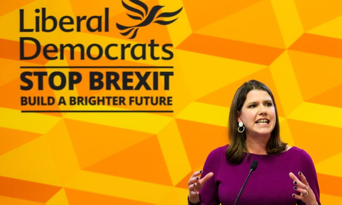Jo Swinson and Liberal Democrats' perspectives on Brexit